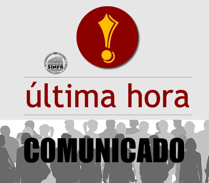 Comunicado 28-01-2019