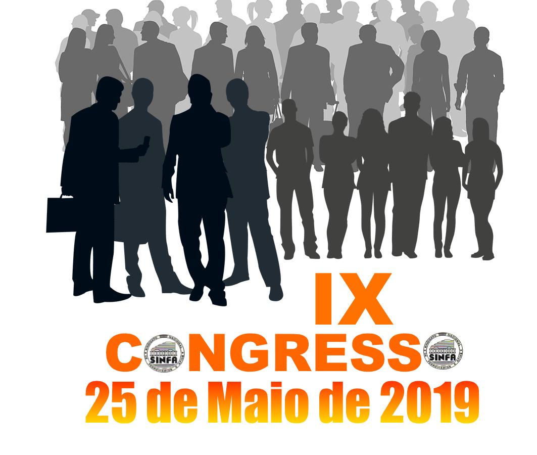IX CONGRESSO do SINFA