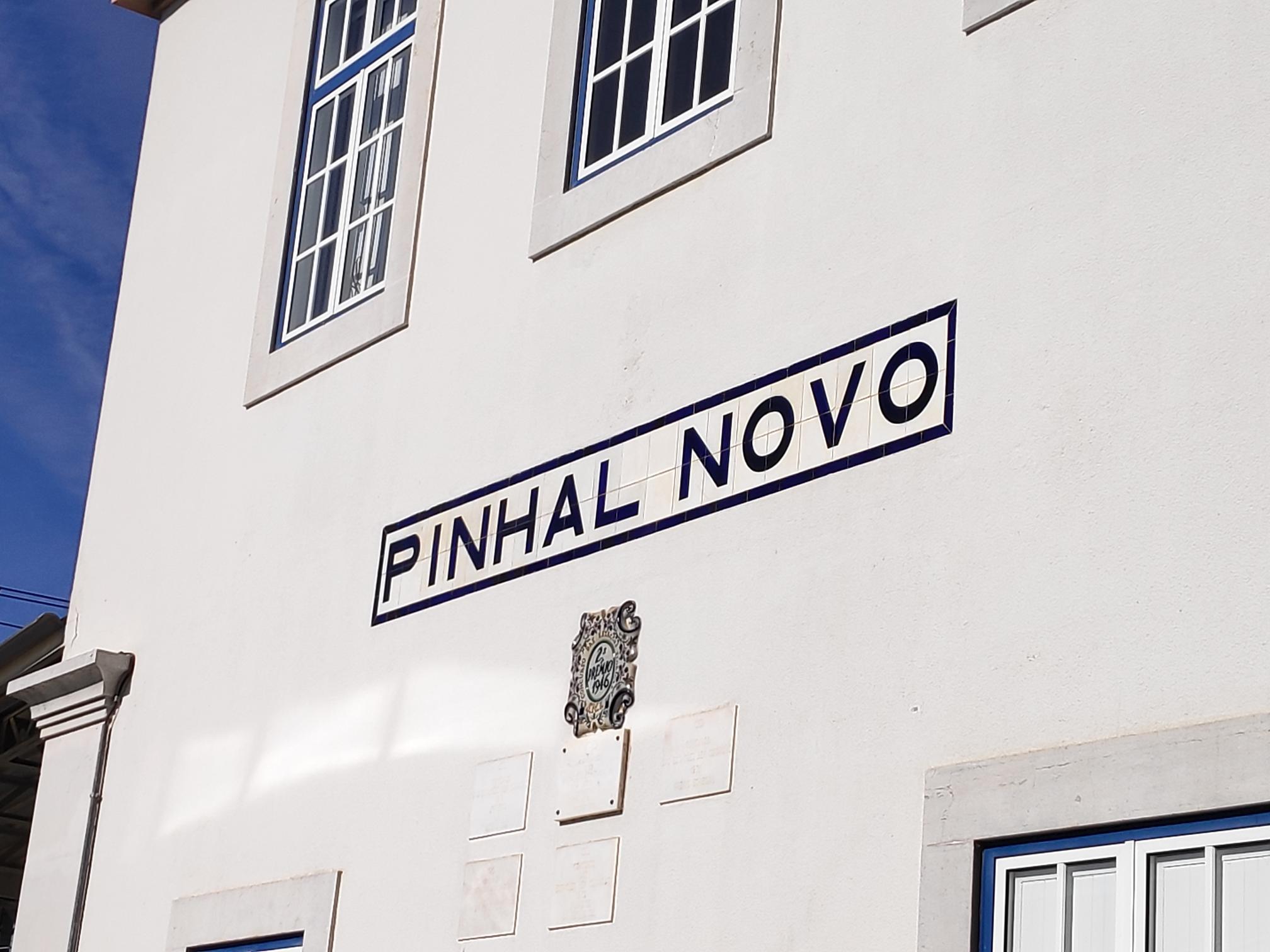 Visita sindical ao Pinhal Novo, catenária e via, dia 31 de Julho de 2019