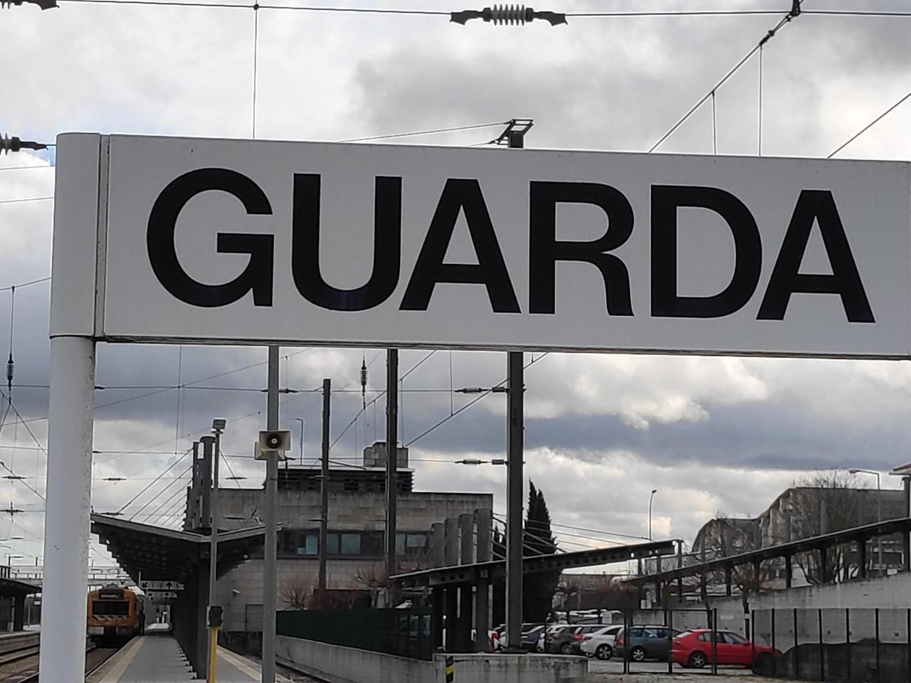 Visita sindical à Guarda