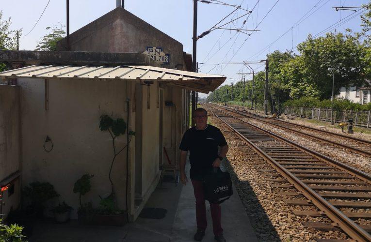 Visita Sindical, PN`s Linha do Norte