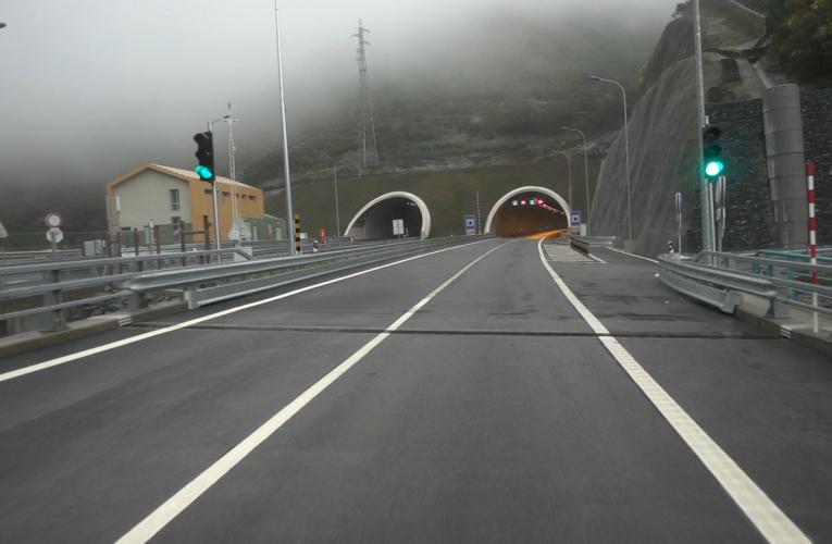 Túnel do Marão obtém receitas de 27 milhões em três anos