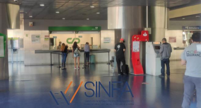 Mais um dia de visitas do SINFA, a proximidade como um dos nossos focos!
