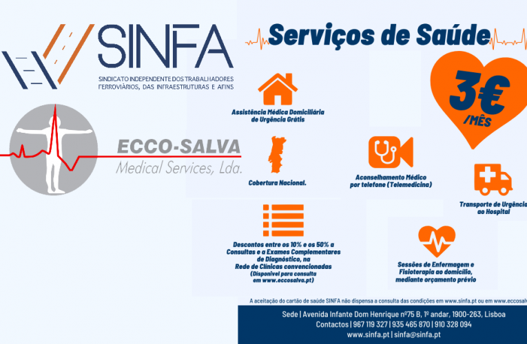 Serviços de saúde SINFA