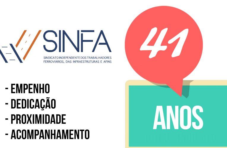 41 Anos de SINFA